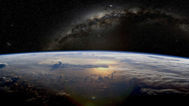 Earth Horizon image
